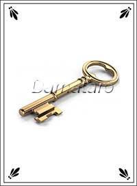 Екатерининское гадание Ключ