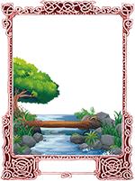 Карточка - Река из оракула Зарница.