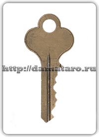 Изображение карты Ключ.