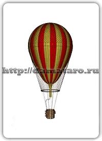 Изображение карты Воздушный шар.