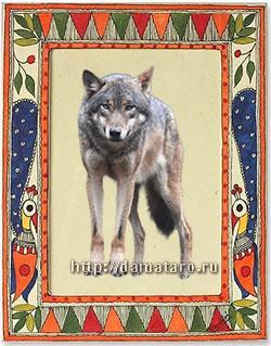 Гороскоп американских индейцев - Волк