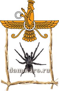 Зороастрийский гороскоп - Паук