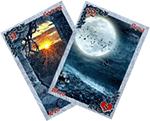 Две карты Ленорман - Солнце и луна