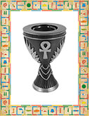 Чаша - Египетский оракул.