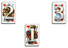 Гадание на игральных картах - Виктория