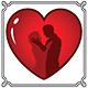 Предсказания онлайн на игральных кубиках - О любви