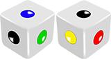 Пермский оракул - Два кубика.