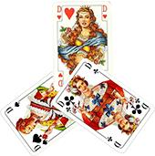 Карточное гадание - Три угла.